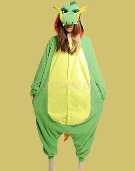 Costume Bay. Green Dragon Onesie 104dd9a28
