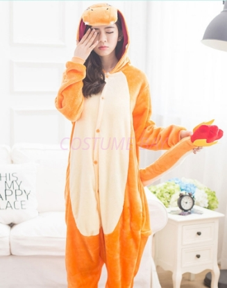 Picture of Charmander Onesie
