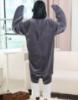 Picture of Grey Penguin Onesie