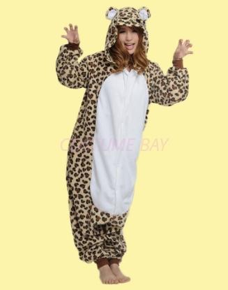 Picture of Leopard Bear Onesie