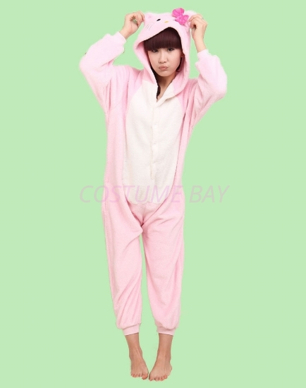 Picture of Pink Kitty Onesie