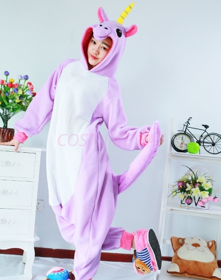 Picture of Purple Royal Unicorn Onesie