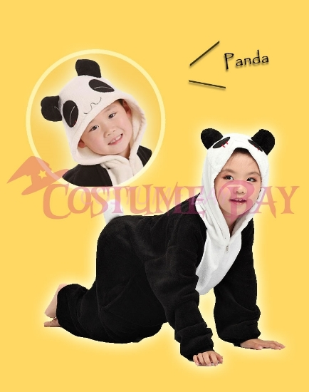 Picture of Panda Onesie