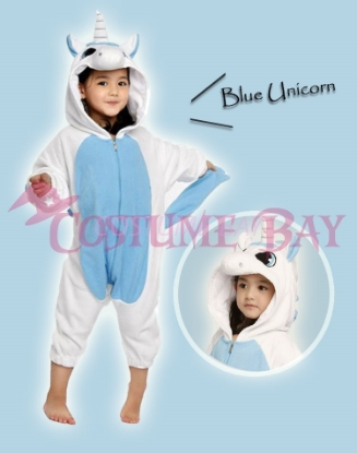 Picture of Blue Unicorn Onesie