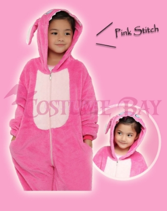Picture of Pink Stitch Onesie