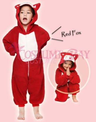 Picture of Red Fox Onesie