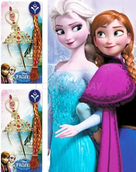 Picture of Frozen Princess Anna Tiara Toy Set