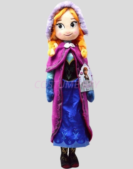 Picture of Frozen Doll Toy Princess Anna 50CM