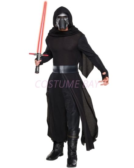 Picture of Star Wars Episode 7 Kylo Ren The Force Awaken Costume
