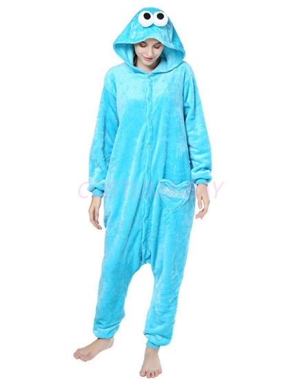 Picture of Cookie Monster Onesie