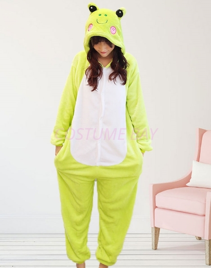 Picture of Yellow Frog Onesie
