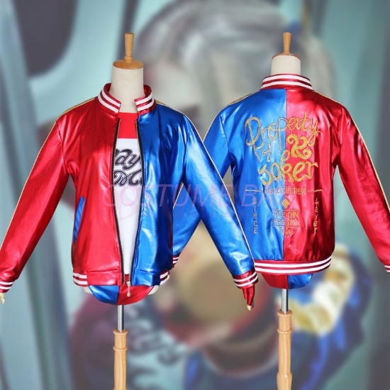 Picture of Suicide Squad Harley Quinn Women's Jacket