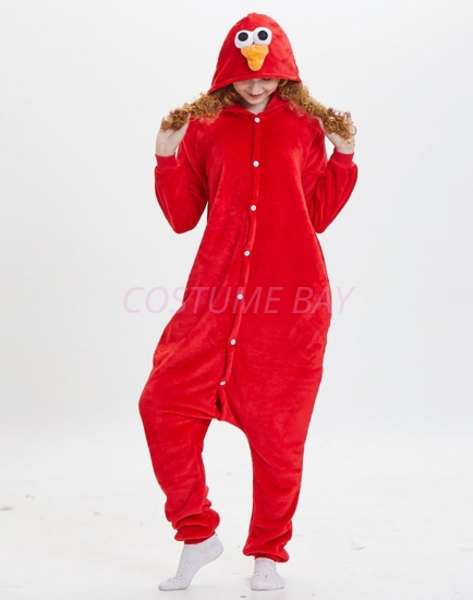 Picture of Red Elmo Onesie