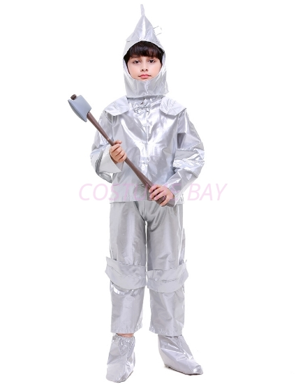Picture of Wizard of OZ - Boys TIN MAN Costume