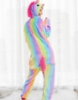 Picture of Fluro Rainbow Unicorn Onesie