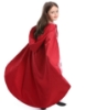 Picture of Girls Little Red Riding Hood Book Week Costume with Cape