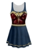 Picture of 3D Printed Wonder Women Dress Costume