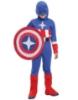 Picture of Boys Superhero Captain America Costume