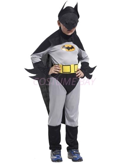 Picture of Boys Superhero Batman Costume