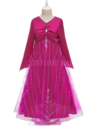 Picture of Frozen 2 Princess Anna Dress Costume