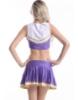 Picture of Ladies Girls Cheerleader Uniform Fancy Dress Costume