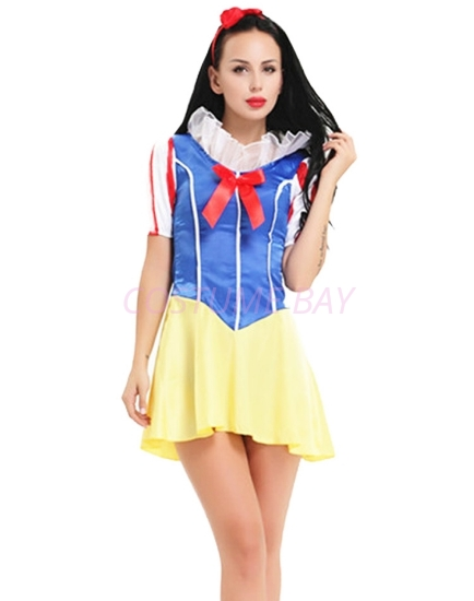 Picture of Snow White Princess Dress Costume