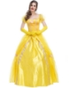 Picture of Ladies Beauty and the Beast Princess Belle Dress Costume