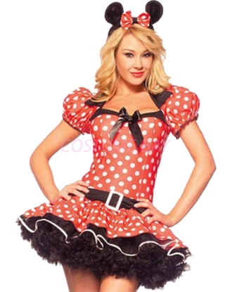 Picture of Minnie Mickey Mouse Disney Fancy Dress Costume